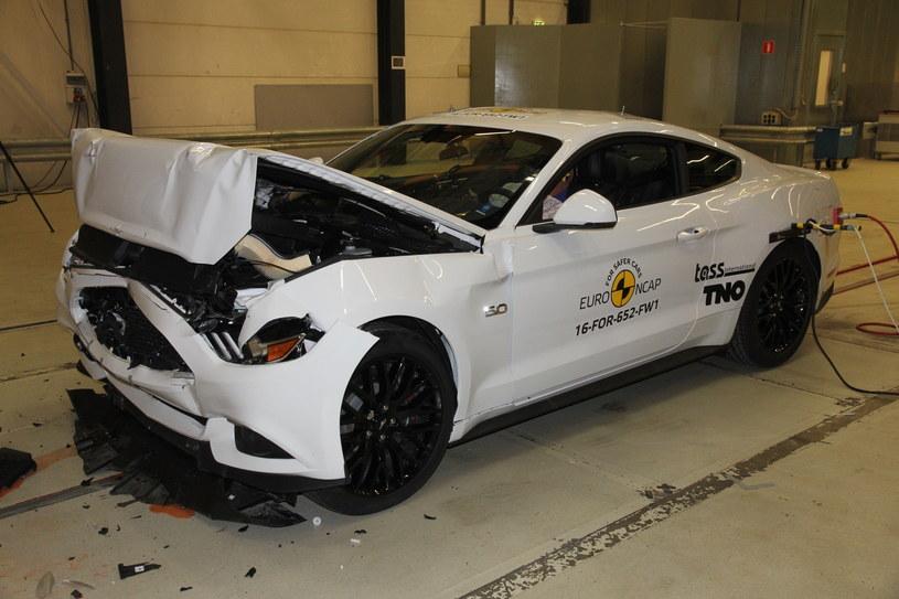 Wynik Forda Mustanga jest wciąż daleki od oczekiwań /