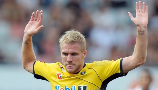 Wynika na to, że Damien Perquis zrezygnował z gry w polskiej kadrze. /AFP