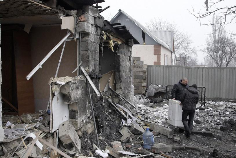 Wyniszczający Ukrainę konflikt może trwać latami /PAP/EPA