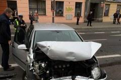 Wypadek autobusu we Wrocławiu
