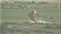 Wypadek balonu w Arizonie