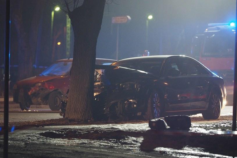 Wypadek Beaty Szydło /Jacek Kwiatkowski /Reporter