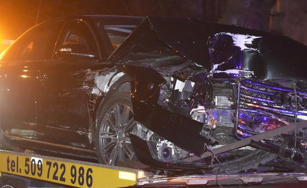 Wypadek limuzyny Beaty Szydło. Ruszyły przesłuchania ratowników medycznych