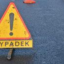 Wypadek na DK78. Doszło do zderzenia 3 samochodów