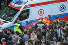 Wypadek na juwenaliach w Lublinie. Studentka spadła z platformy
