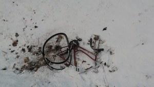 Wypadek na K5. 17-letni rowerzysta zginął na miejscu
