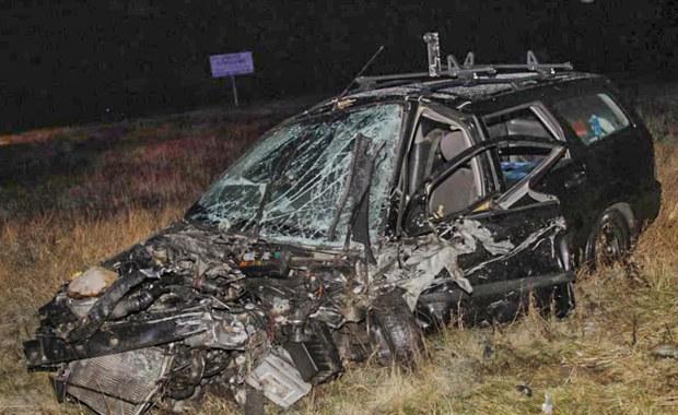 Wypadek na obwodnicy Opola. Cztery osoby ranne