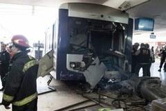 Wypadek pociągu w Argentynie