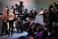 Wypadek podczas telewizyjnego show w Niemczech