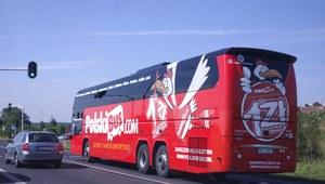 Wypadek Polskiego Busa. Wielu rannych