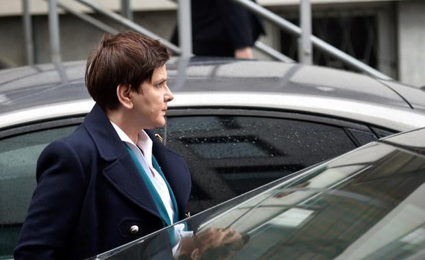 Wypadek premier Szydło: Czarne skrzynki z limuzyny zostaną przebadane jeszcze dziś