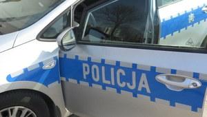 Wypadek radiowozu w Kaliszu. Ranny policjant