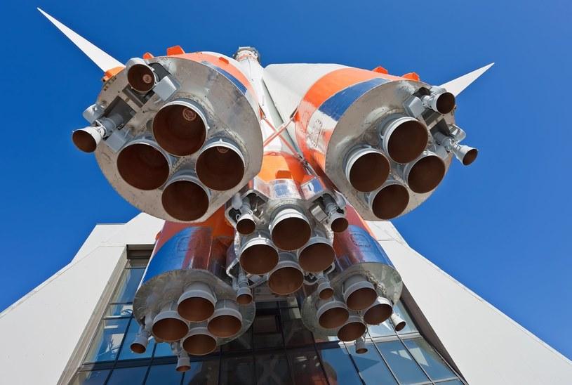 Wypadek rakiety został prawdopodobnie spowodowany usterką systemu napędowego. /123RF/PICSEL
