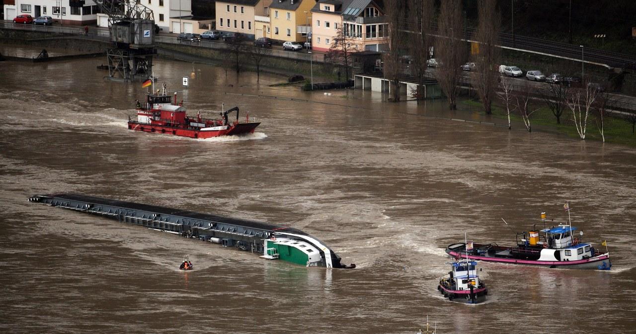 Wypadek tankowca w Niemczech