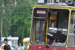 Wypadek tramwaju w Warszawie, dziewięć osób rannych