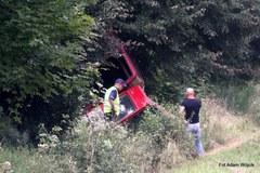 Wypadek w Bogusławcu: 4 osoby nie żyją