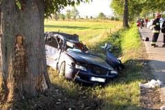 Wypadek w Czarnym Dunajcu, 3 osoby nie żyją