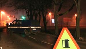 Wypadek w Dąbrowie Górniczej