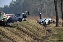 Wypadek w Kikorzu