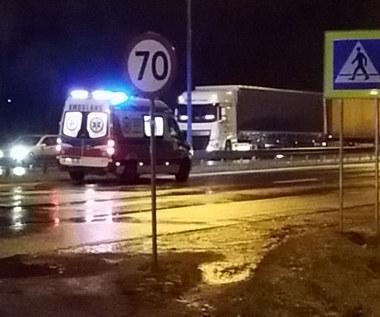 Wypadek w Mikołowie. Są ranni