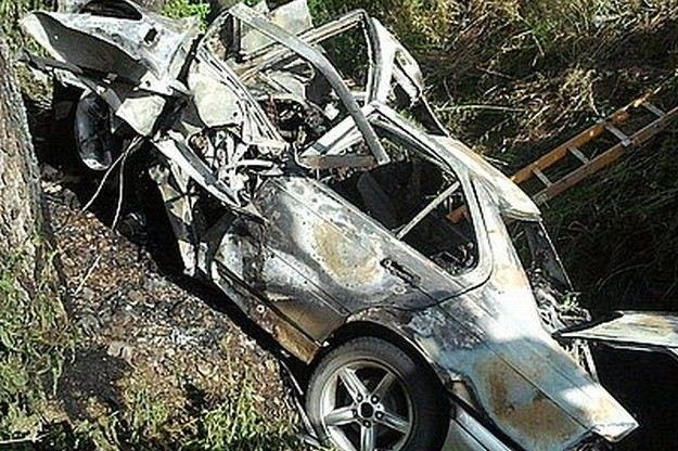 Wypadek w Syryni. Dwie osoby nie żyją /Policja