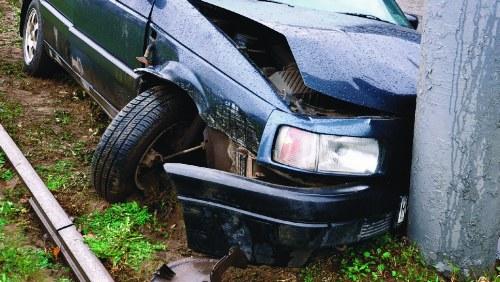 wypadek /Motor