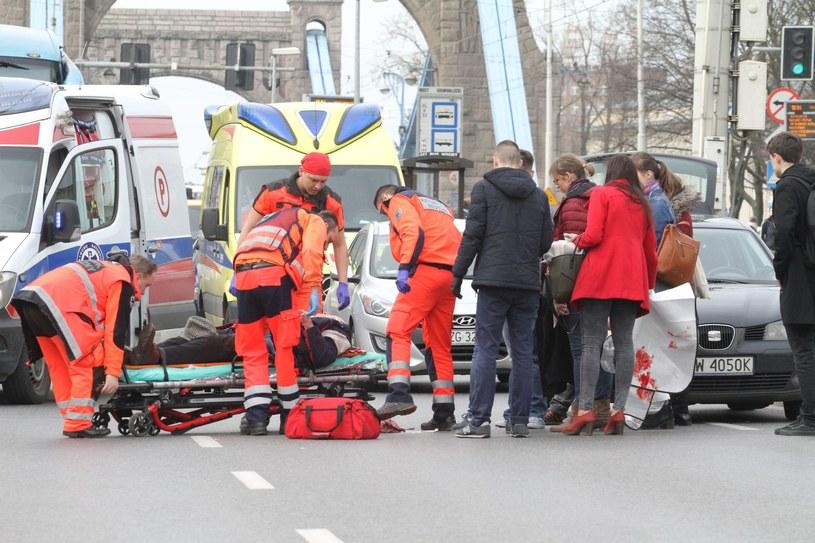 Wypadki z udziałem pieszych często kończą się tragicznie /Jarosław Jakubczak / Polska Press /East News