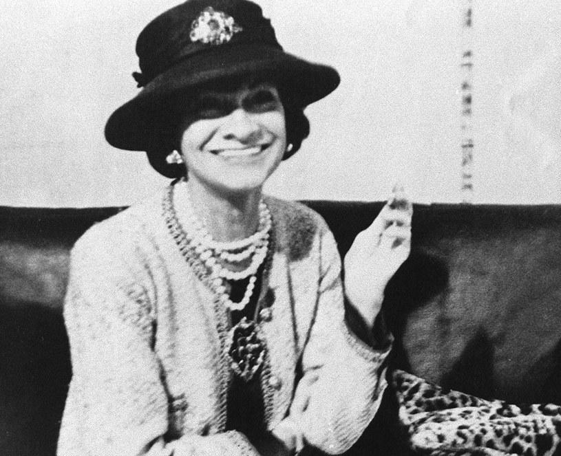 Wypowiedzi Coco Chanel mogą być alfabetem stylu także dla dzisiejszych fashionistek /East News