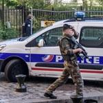 Wyrzutnie rakiet przeciwczołgowych w imigranckim getcie pod Paryżem