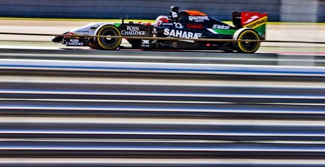 Wyścig ma zbojkotować m.in. Sahara Force India /SRDJAN SUKI /PAP/EPA