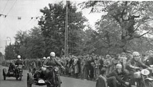 Wyścigi sidecarów - tym sportem emocjonowała się cała Polska