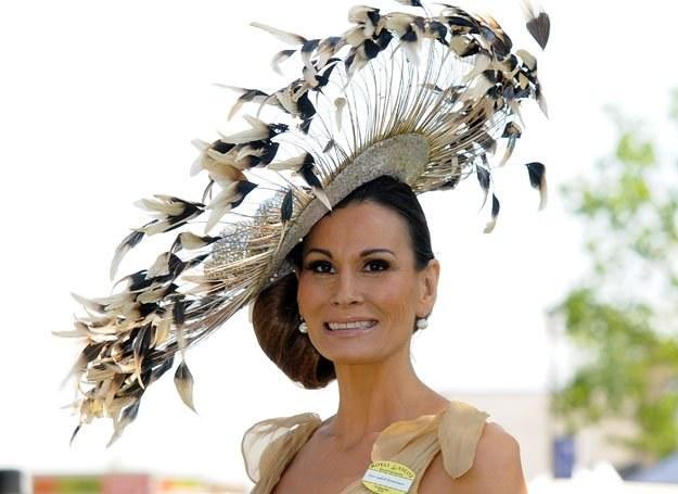 Wyścigi z Ascot są okazją do zaprezentowania kapeluszy /Getty Images/Flash Press Media