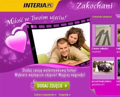Wyślij swoją walentynkową fotkę i walcz o nagrody /INTERIA.PL