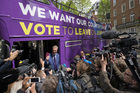 Wysoki poziom imigracji może zachwiać poparciem dla UE