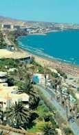 Wyspy Kanaryjskie, Gran Canaria, Playa del Inglés /Encyklopedia Internautica