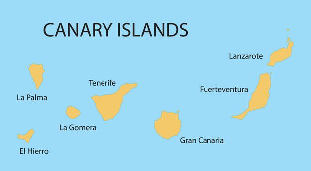 Wyspy Kanaryjskie /123/RF PICSEL