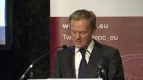 Wystąpienie Tuska w związku z brexitem