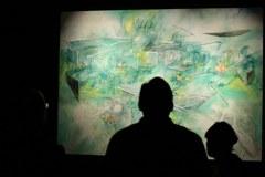 Wystawa obrazów Roberto Matty w Muzeum Narodowym w Krakowie