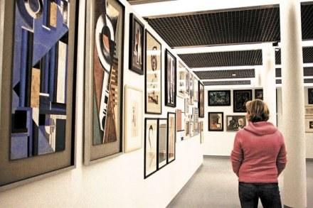 Wystawa stała prezentowana jest na ponad 3000 mkw /fot. Jan Golański /EchoMiasta_Łódź