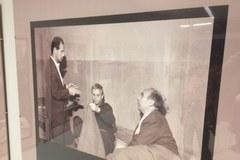 Wystawa zdjęć z planów filmów Sylwestra Chęcińskiego