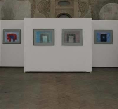 Wystawę można oglądać od miesiąca / fot. W. Czerwieniec /zamosconline.pl