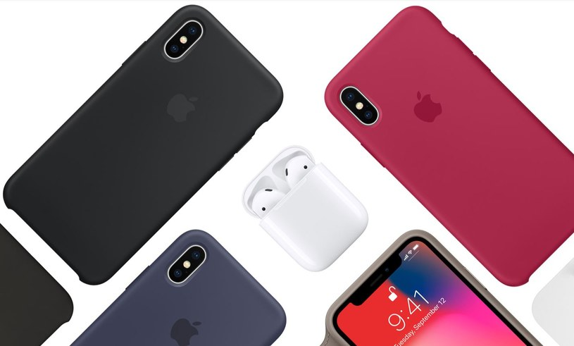 Wysyłka pierwszych egzemplarzy iPhone'a X ma ruszyć 27 października /materiały prasowe