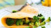 Wytrawne naleśniki z brokułami