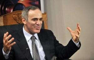 Wywiad portalu INTERIA.PL z Garri Kasparowem