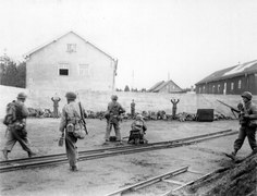 Wyzwolenie KL Dachau i egzekucja esesmanów