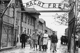 Wyzwolenie obozu Auschwitz