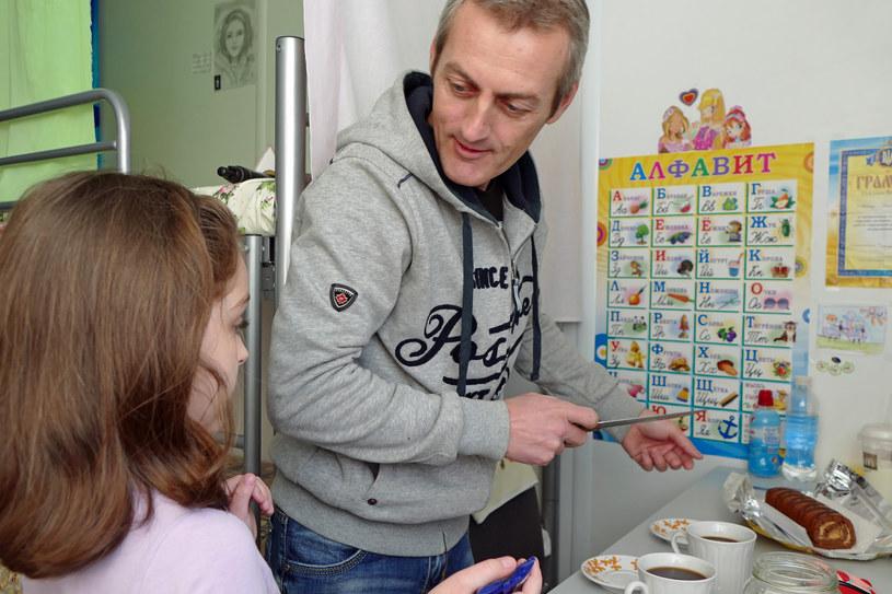 """""""Względny komfort tylko łagodzi traumę wygnania"""" /Marcin Ogdowski /INTERIA.PL"""