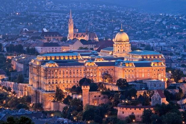 Wzgórze zamkowe w Budapeszcie /123/RF PICSEL