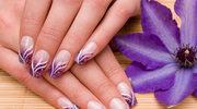 Wzory na paznokciach