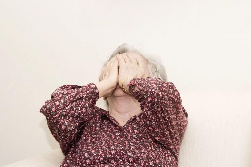 Wzrosła liczba samobójstw osób starszych, zdjęcie ilustracyjne /123RF/PICSEL